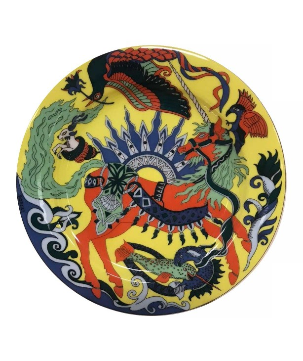 Тарелка декоративная Единорог 210 мм