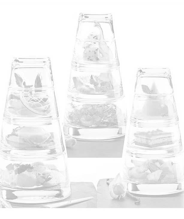 Набор креманок 4шт Vertigo (Прокат)