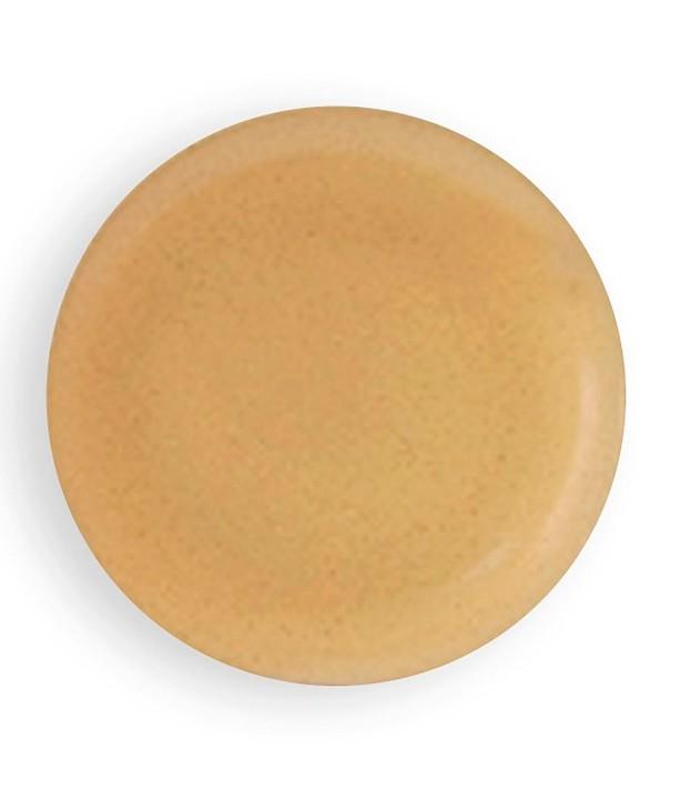 Тарелка плоская 192 мм, песок (Прокат)