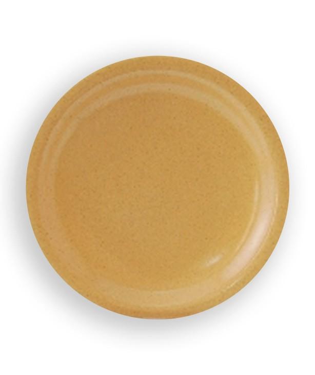 Тарелка глубокая 243 мм, песок