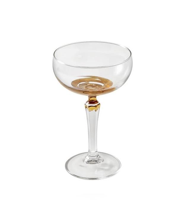 Бокал для шампанского Spksy Антуанетта 250 мл, набор 2 шт