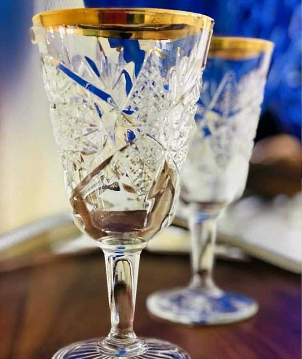Бокал для вина Hobstar 300 мл, набор 2 шт