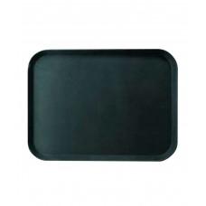 Поднос Cambro прямоугольный, черный 450*350 мм