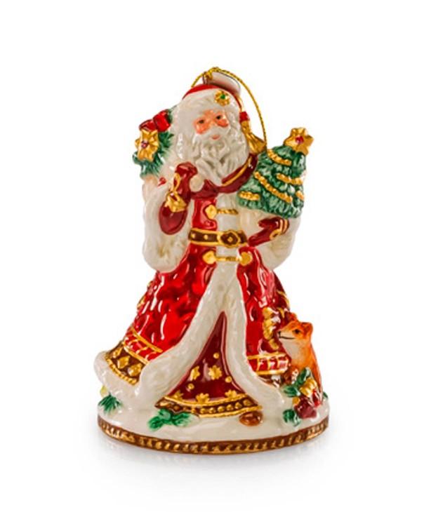 Дед Мороз елочное украшение