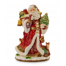 Дед Мороз настольная декорация коллекционная