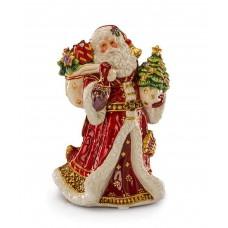 Дед Мороз музыкальная шкатулка