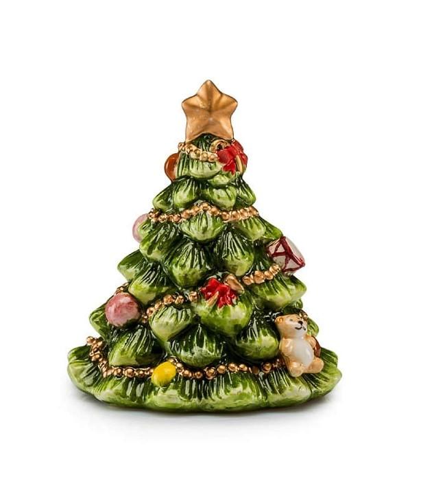 Рождественский колокольчик Ёлка
