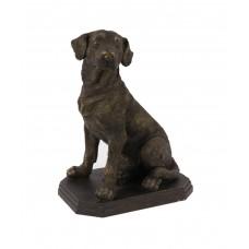 Скульптура кабинетная Лабрадор