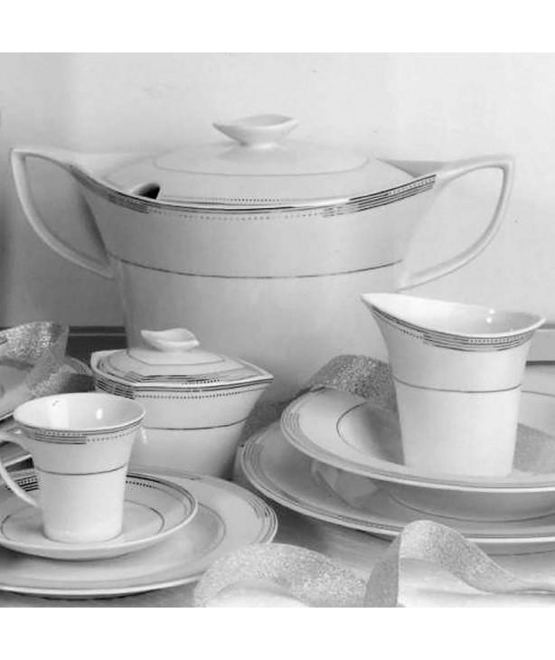 Чайный сервиз 27 предметов MERCURY