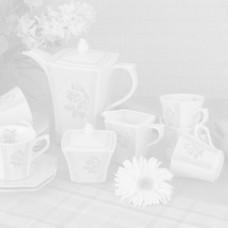 Чайный сервиз 15 предметов квадрат GLORIA