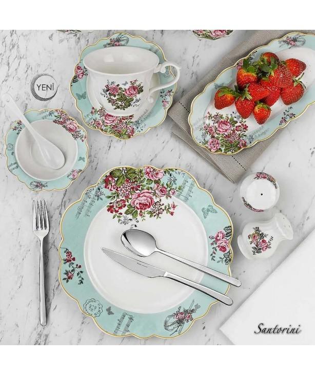 Набор для завтрака 36 предметов Santarini