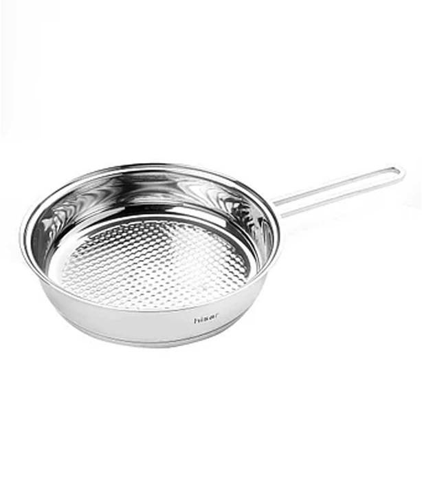 Сковорода Mercury 24 см из нержавеющей стали, без крышки