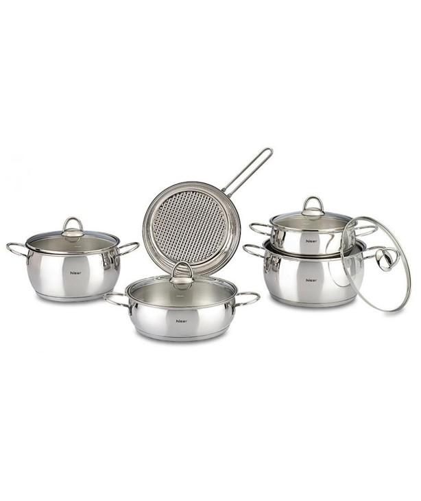 Набор посуды Mercury, 9 предметов