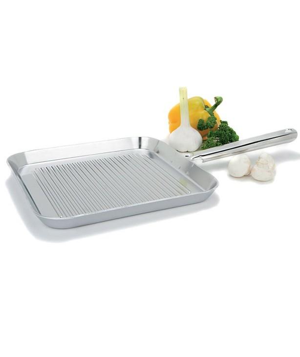 Сковородка для гриля 28х28 см