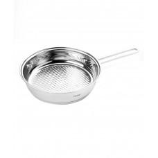 Сковорода Lara 24 см из нержавеющей стали