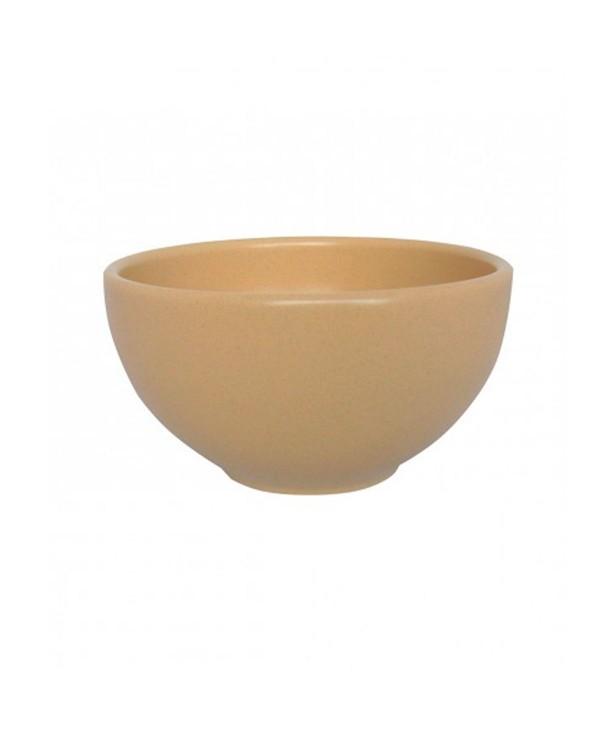 Миска керамическая 140 мм, песок