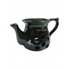 Аромалампа Чайник, черная