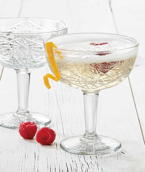 Бокал-блюдце (Шале) для шампанского Coupe 250 мл Hobstar