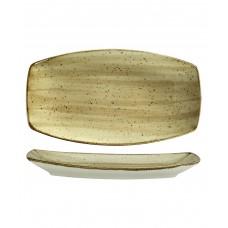 Блюдо прямоугольное без борта 330*190 мм Corendon Beige