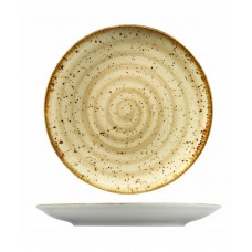 Тарелка десертная без борта 210 мм Corendon Beige