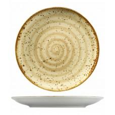 Тарелка для основного блюда без борта 280 мм Corendon Beige