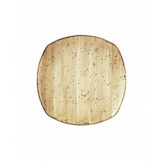 Тарелка призма хлебная без борта 170 мм Corendon Beige
