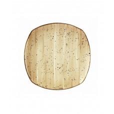 Тарелка призма десертная без борта 210 мм Corendon Beige