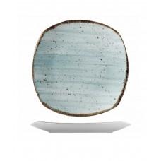 Тарелка плоская 270 мм Corendon синяя