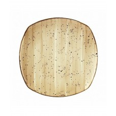 Тарелка призма для основного блюда без борта 270 мм Corendon Beige