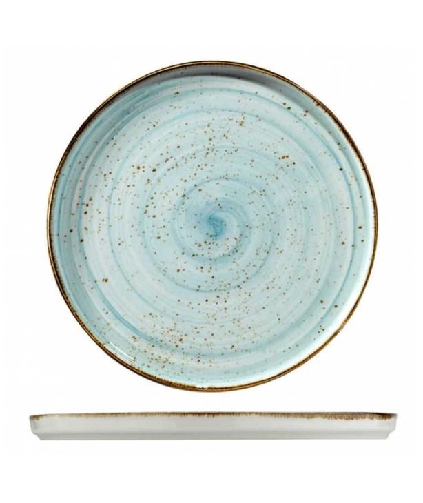 Тарелка плоская 200 мм Corendon синяя