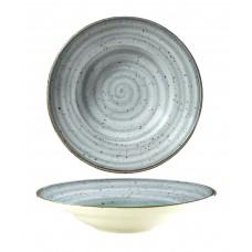 Тарелка для спагетти 270 мм Corendon синяя