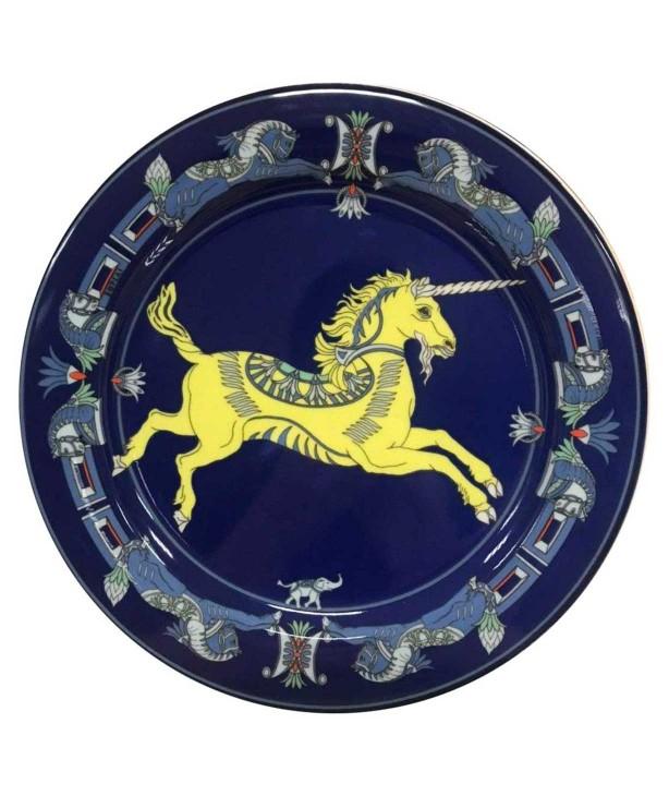 Тарелка декоративная Единорог 270 мм