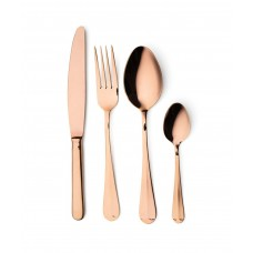 Набор столовых приборов на 12 персон Baguette bronze