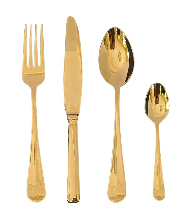 Столовая ложка Baguette gold
