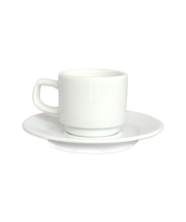 Чашка кофейная с блюдцем (Прокат)