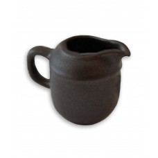 Молочник 70 мл, коричневый