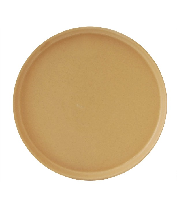 Тарелка 255 мм, пісок (Прокат)