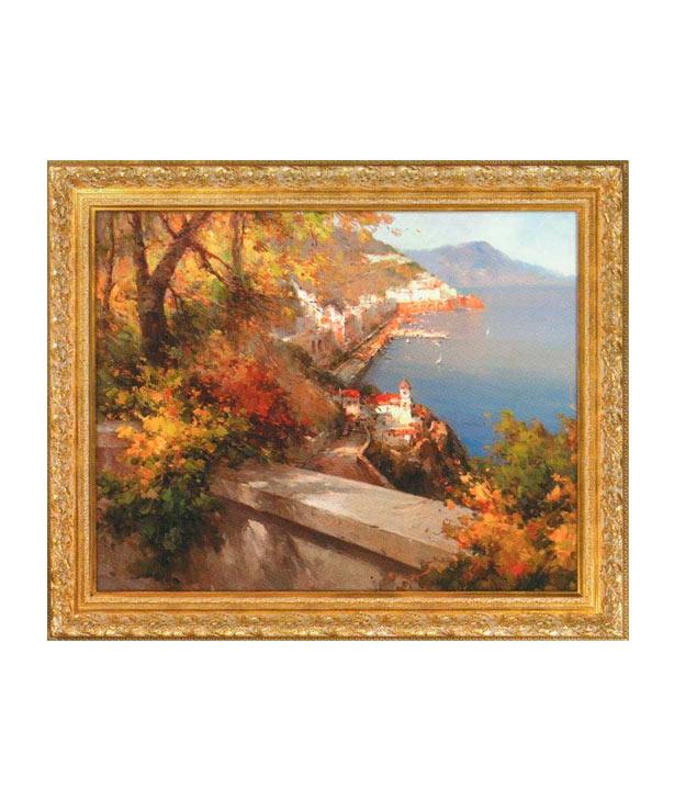 Картина Overlooking Paradise