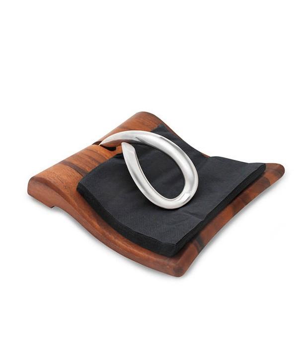 Подставка для салфеток Breeze, в комплекте с салфетками, дизайн Neil Cohen