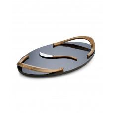 Доска сырная гранитная Eco с ножом, дизайн Neil Cohen
