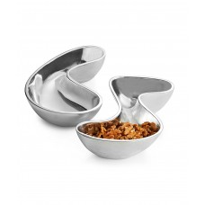 """Сет """"65"""" из двух акцентных блюд, 2 предмета, дизайн Karim Rashid"""