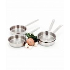 Набор порционных сковородок Resto, 4 предмета