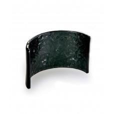 Подставка 140 мм, черное стекло