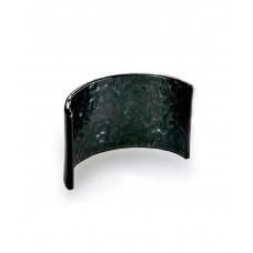 Подставка 100 мм, черное стекло