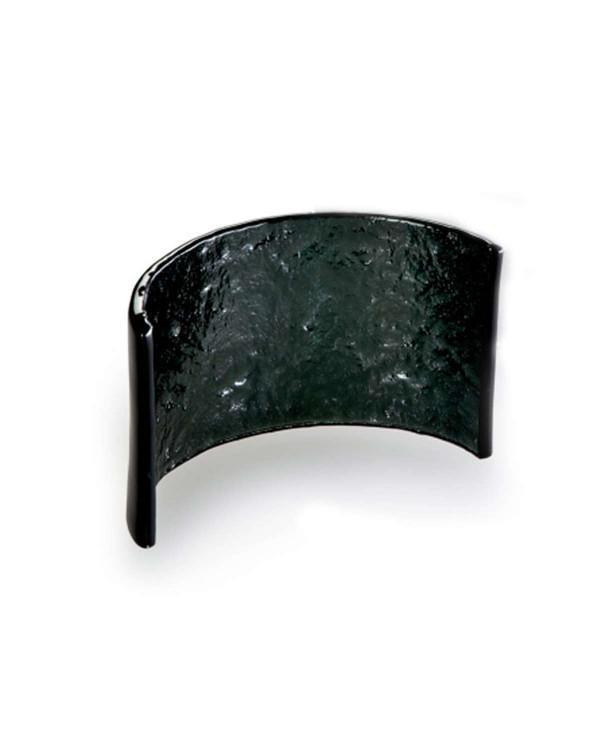 Подставка 100 мм, черное стекло (Прокат)