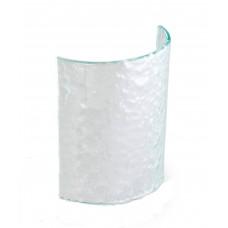 Подставка 140 мм, прозрачное стекло